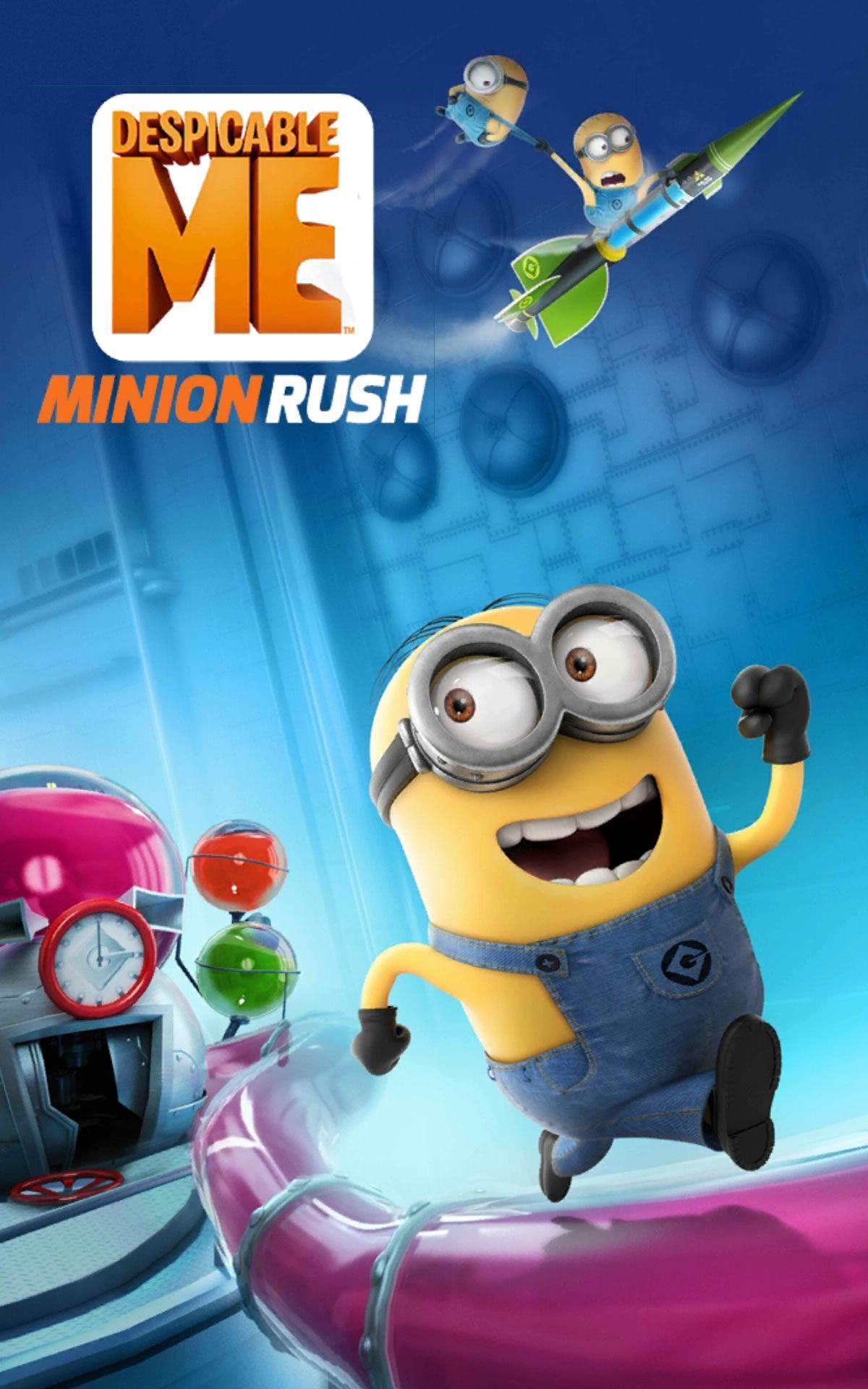 Скачать Игру Minion Rush На Андроид